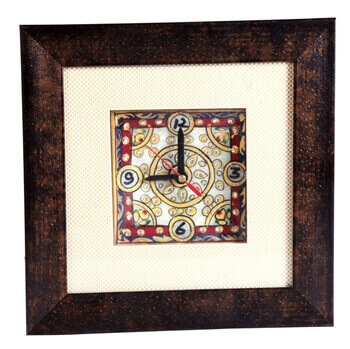 Picture of Traditional Marble clock