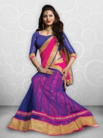 Picture for category Net Lehenga Choli