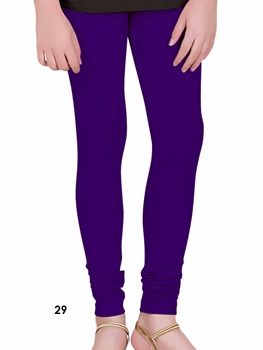 Picture of 29 Midnight Blue 4 Way Cotton Leggings
