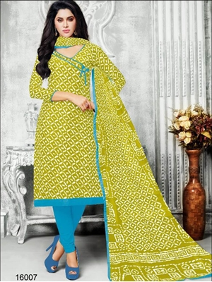 Picture of 16007 Lime Green Designer Straight Suit