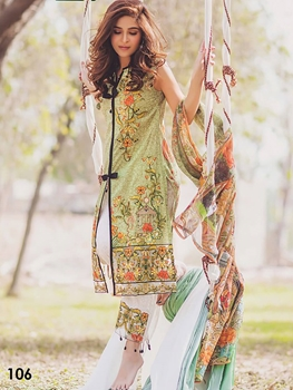 Picture of 106 Designer Pakistani Style Indian Suit