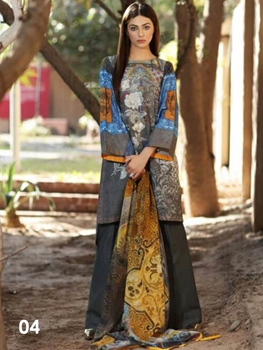 Picture of 04 Trendy Designer Pakistani Style Indian Suit