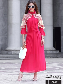 Picture of 2855 Rani Designer Stitched Western Wear Kurti