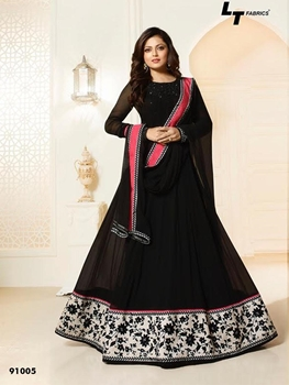 Picture of BOD 91005 Black Exclusive Function Wear Designer Suit