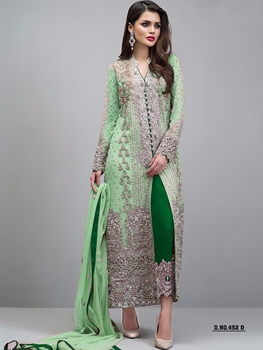 Picture of 452D Designer Pakistani Style Indian Suit