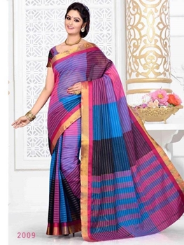 Picture of 2009 Designer Pure Compact Saree