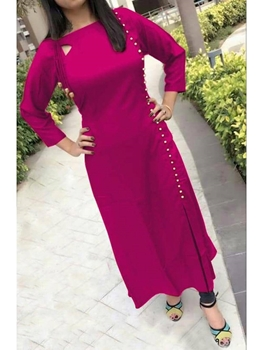 Picture of Tringle07 Rayon Kurti Collection