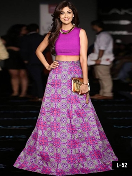 Picture of L52 Rani Designer Lehenga Choli