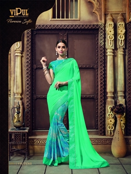 Picture of 19112MintGreen Traditional Casual Wear Saree