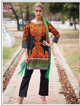 Picture of 19008Black and Multicolor Latest Exclusive Fancy Function Wear
