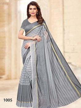 Picture of R105 Rustam Cotton Silk Saree Collection