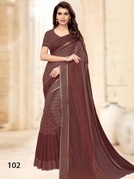 Picture of R102 Rustam Cotton Silk Saree Collection