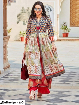 Picture of 110 Exclusive Designer  Anarkali Style Kurti Collection