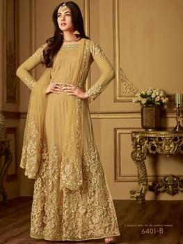 Picture of 6401B Designer Anarkali Suit Collection