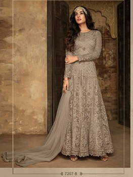 Picture of 7207B Anarkali Suit Collection