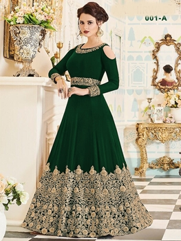 Picture of Veeda001A Designer Anarkali Suit Collection
