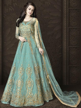 Picture of 2301A Designer Pakistani Suit Collection