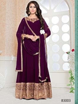 Picture of AANAYA83000C Designer Anarkali Suit Collection