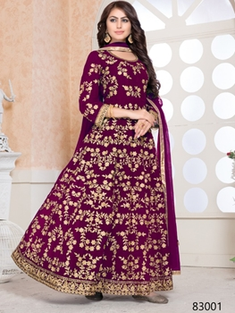 Picture of AANAYA83000A Designer Anarkali Suit Collection