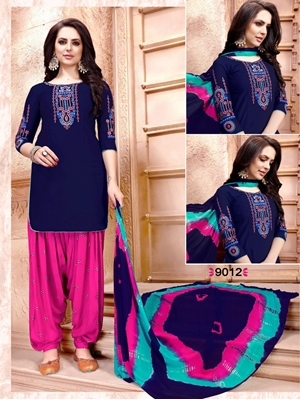 Picture of 9012 Queen Of Patiala Collection