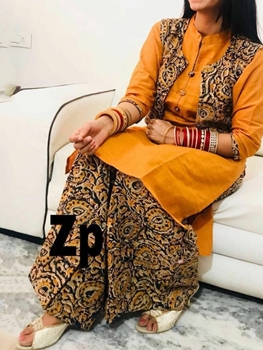 Picture of PLAZO01 KURTI PLAZO SET WITH KURTI Collection