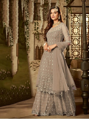 Picture of 61004G Exclusive Designer Anarkali Suit Collection