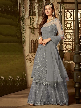 Picture of 61004B Exclusive Designer Anarkali Suit Collection