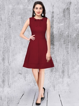 Picture of ISHA262MAROON Exclusive New Designer Dress Collection