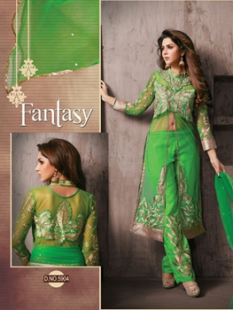 Picture of 1010E Designer Pakistani Suit Collection