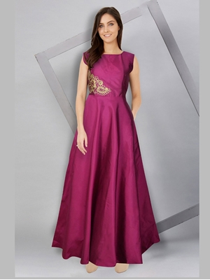 Picture of Paris Gown Designer Gown Collection