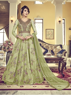 Picture of R6001B Anarkali Suit Collection