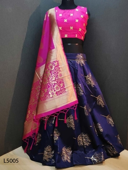 Picture of L5005 Designer Lehnga Collection