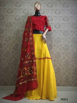 Picture of N003 Designer Lehenga Choli Collection