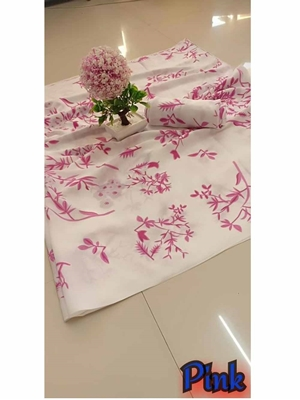 Picture of Pink Designer Saree Collection