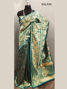 Picture of BALA06 Banarasi Silk Saree Collection
