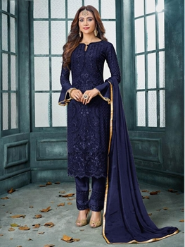 Picture of Azure1023 Designer Pakistani Suit Collection
