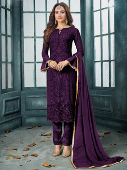 Picture of Afrozeh1024 Designer Pakistani Suit Collection