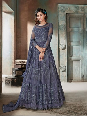 Picture of 604B Heavy Anarkali Suit Collection