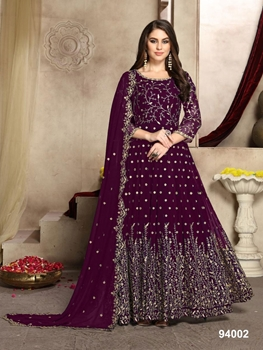 Picture of AANAYA94002 Anarkali Suit Collection