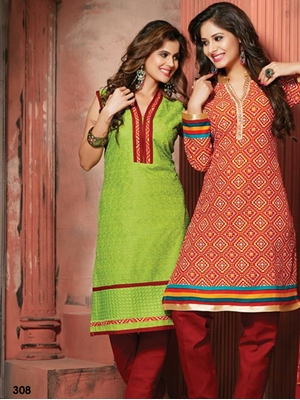 Picture of 21005B Latest Pakistani Style Indian Suit