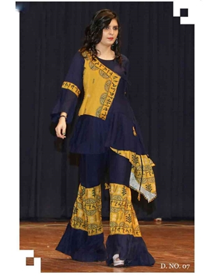 Picture of Dixadham07 Western Top Collection