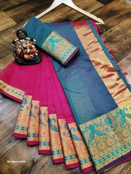 Picture of Supre Net Saree Collection