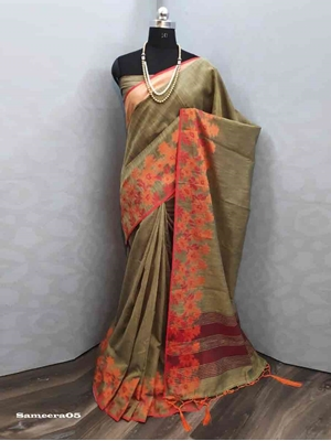 Picture of Sameera05 Designer Saree Collection