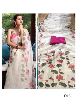 Picture of Digital Printed Saree Collection