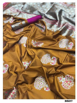 Picture of Designer Traditional Silk Saree Collection