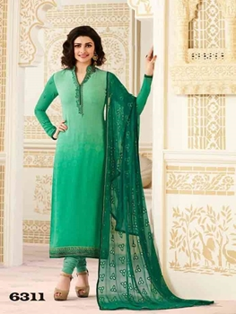 Picture of 6311 Designer Georgette Suit Collection