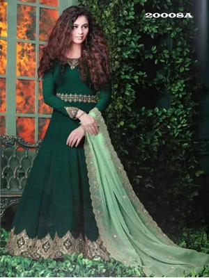 Picture of 20008A Designer Anarkali Suit Collection