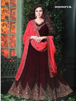 Picture of 20007A Designer Anarkali Suit Collection
