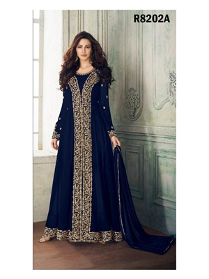 Picture of R8202A Designer Anarkali Suit Collection
