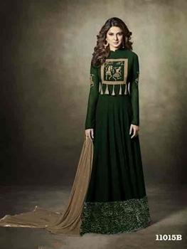 Picture of 904B Rose Pakistani Style Suit